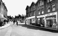 Yeadon, High Street c1965