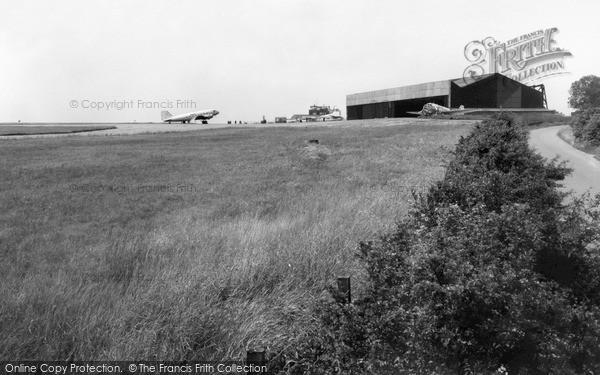 Photo of Yeadon, Leeds And Bradford Airport c.1965