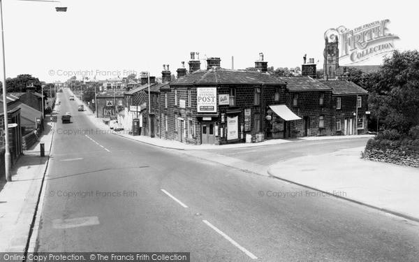 Photo of Yeadon, New Road c.1960