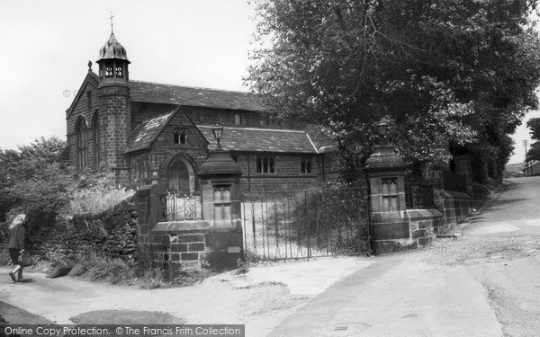 Photo of Yeadon, St Andrew's Church c.1965