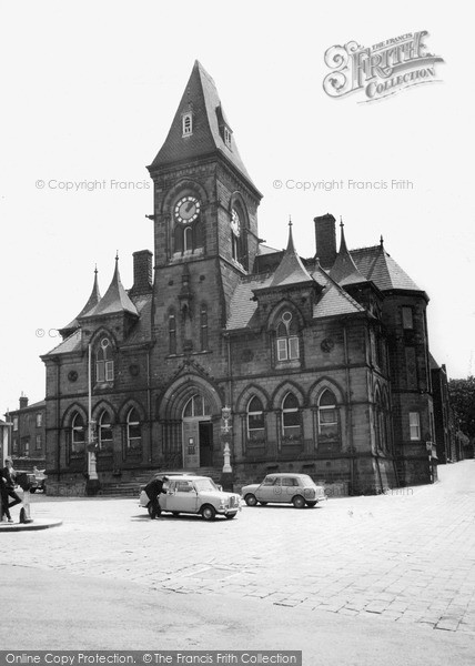 Photo of Yeadon, Town Hall c.1965