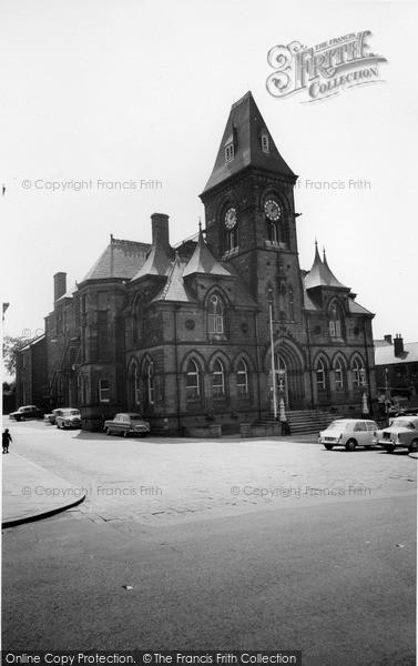 Photo of Yeadon, Town Hall c.1965