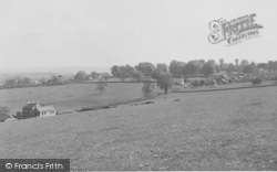 Yealand Conyers, General View c.1960