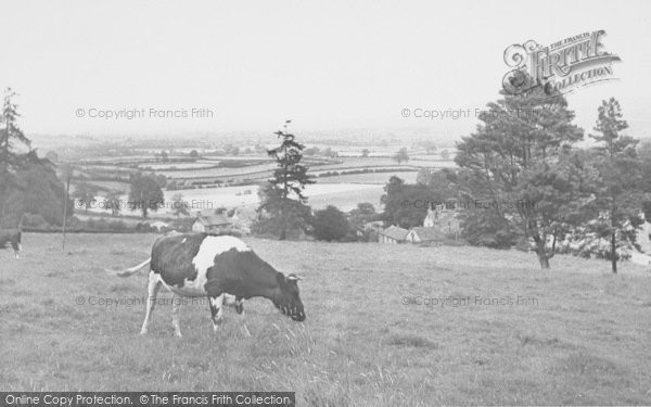 Photo of Yealand Conyers, General View c.1960