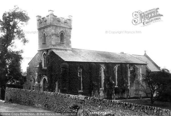 Photo of Yealand Conyers, St John's Church 1897