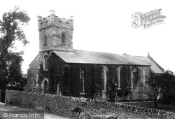 Yealand Conyers, St John's Church 1897