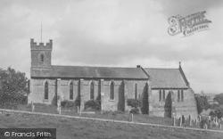 Yealand Conyers, St John's Church c.1955