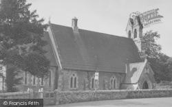 Yealand Conyers, St Mary's Roman Catholic Church c.1955