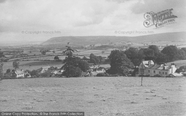 Photo of Yealand Conyers, The Village c.1955