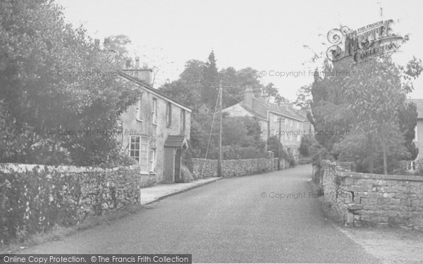 Photo of Yealand Conyers, The Village c.1960