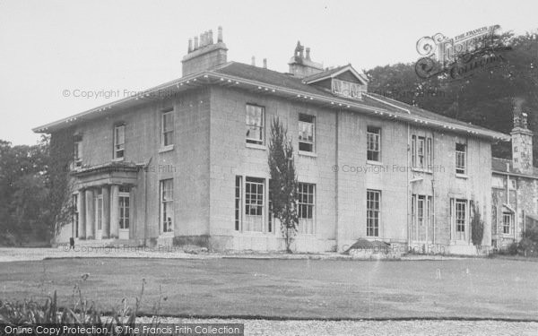 Photo of Yealand Conyers, Yealand Manor c.1955