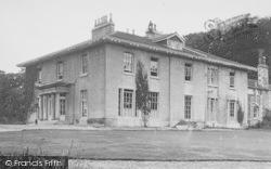 Yealand Conyers, Yealand Manor c.1955