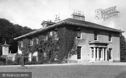 Yealand Conyers, Yealand Manor House c.1955