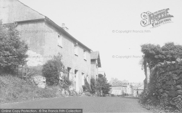Photo of Yealand Redmayne, Cottages, Main Street c.1955