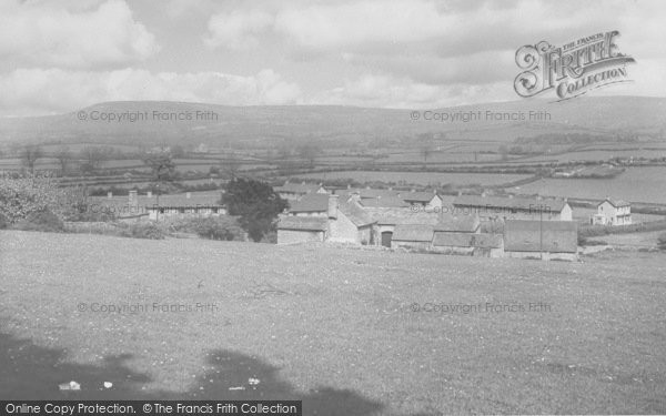 Photo of Yealand Redmayne, General View c.1955