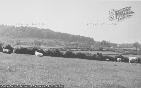 Photo of Yealand Redmayne, General View c.1955