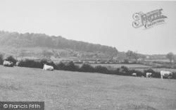 General View c.1955, Yealand Redmayne