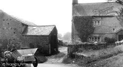 Storrs Farm c.1955, Yealand Redmayne