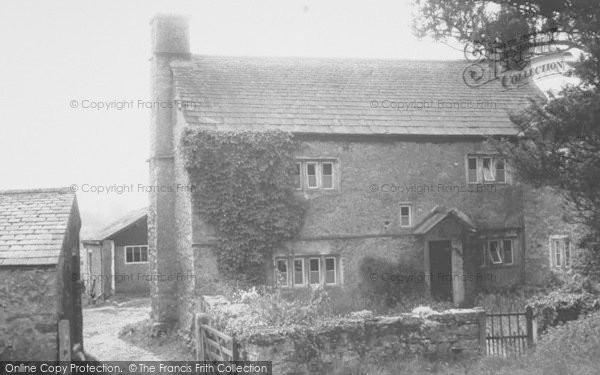Photo of Yealand Redmayne, Storrs Farm c.1955