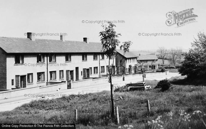Photo of Yealand Redmayne, 'the Meadows' Housing Estate c.1955