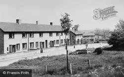 'the Meadows' Housing Estate c.1955, Yealand Redmayne