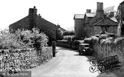 The Village c.1955, Yealand Redmayne
