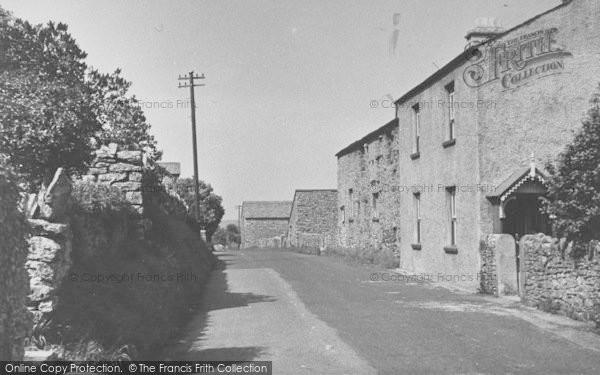 Photo of Yealand Redmayne, The Village c.1955