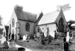 St Bartholomew's Church 1904, Yealmpton