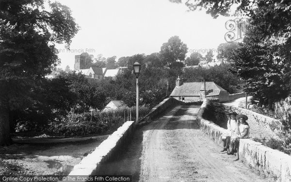 Photo of Yealmpton, The Bridge 1904