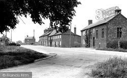 Yelvertoft, Main Road c.1955