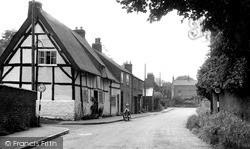 Yelvertoft, Tanney Lane c.1955