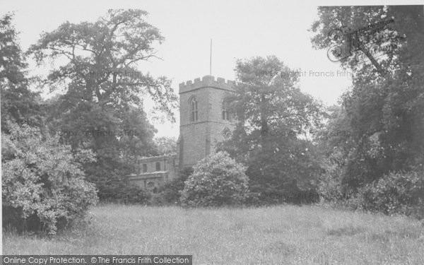 Photo of Yelvertoft, The Church c.1955