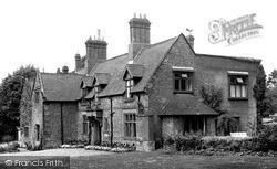 Yelvertoft, The Manor House c.1955