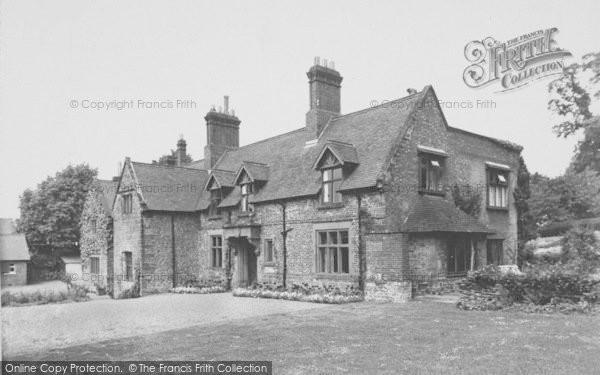 Photo of Yelvertoft, The Manor House c.1955