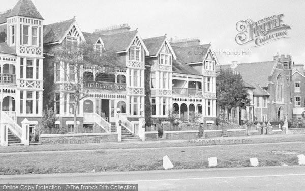 Photo of Yelverton, Devon Tors Hotel c.1955