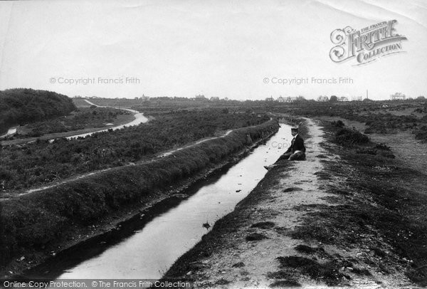 Photo of Yelverton, Down 1910