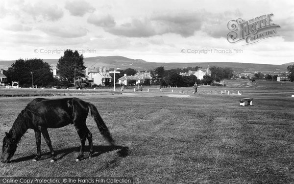 Photo of Yelverton, From The Moor 1935