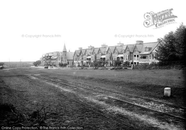 Photo of Yelverton, Green Bank 1910