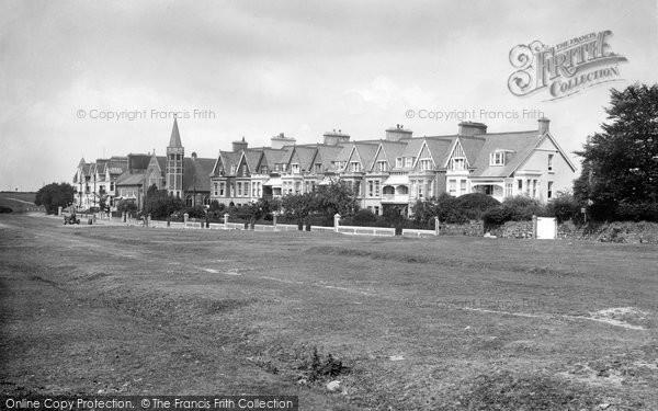 Photo of Yelverton, Greenbank Terrace 1934