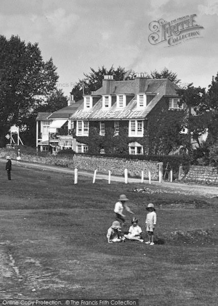Photo of Yelverton, Moor House Hotel 1934