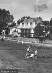Yelverton, Moor House Hotel 1934
