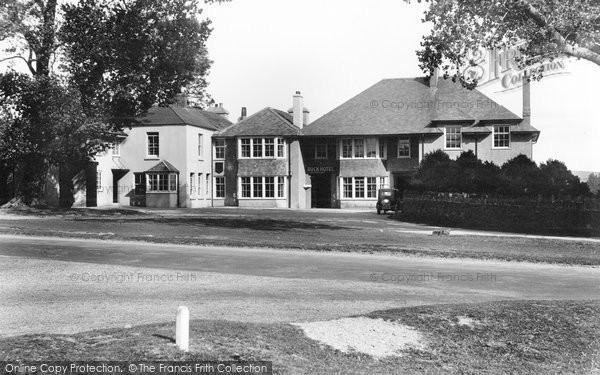 Photo of Yelverton, Rock Hotel 1935