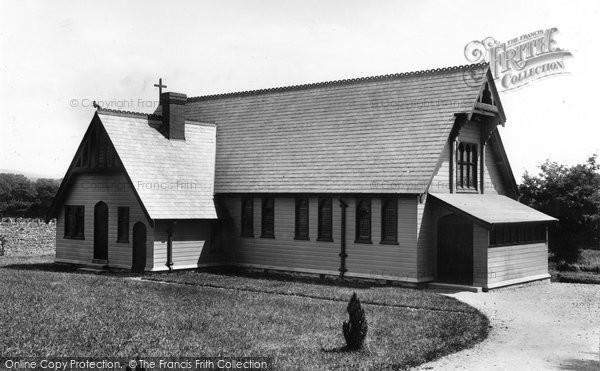 Photo of Yelverton, St Paul's Church 1898