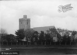 Yelverton, St Paul's Church c.1912
