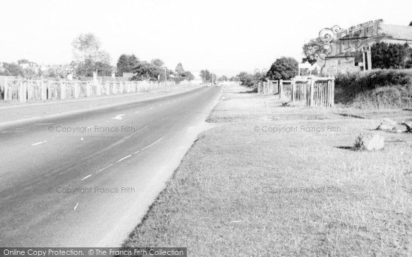 Photo of Yelverton, Tavistock Road c.1965