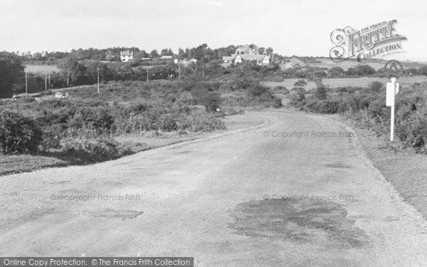 Photo of Yelverton, The Golf Club c.1955