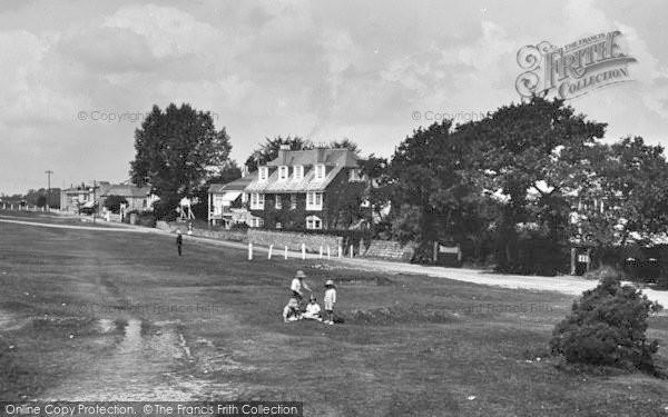 Photo of Yelverton, The Green 1934