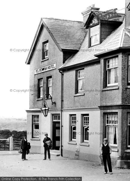 Photo of Yelverton, The Hotel 1907