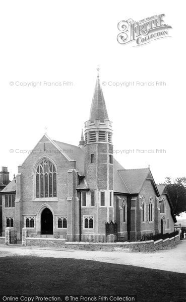 Photo of Yelverton, The Methodist Chapel 1907