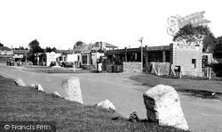 Yelverton, The Parade c.1955
